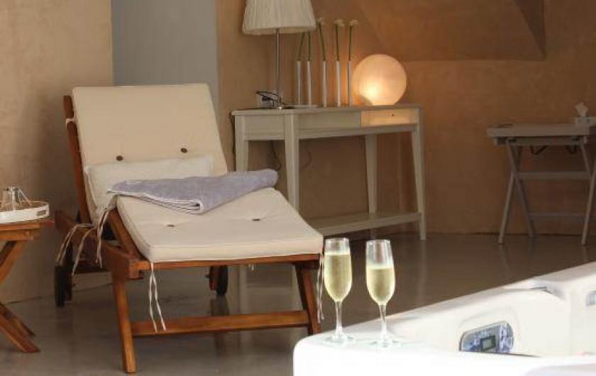 Location de vacances - Gîte à Saint-Loup-Lamairé - Salle Bien-Être