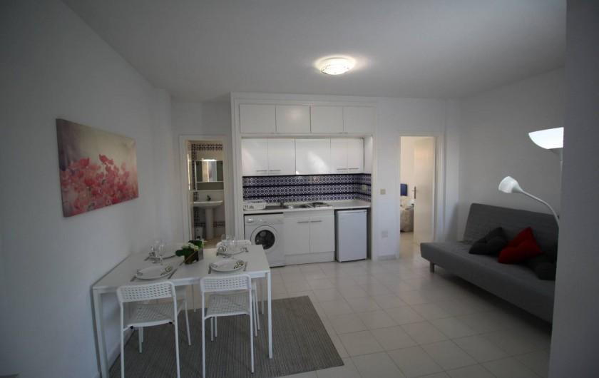 Location de vacances - Appartement à Torrevieja - Cuisine