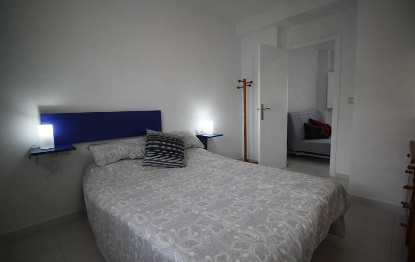 Location de vacances - Appartement à Torrevieja - Chambre