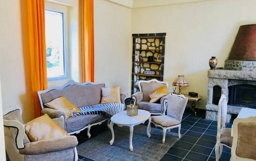 Location de vacances - Villa à Langoat