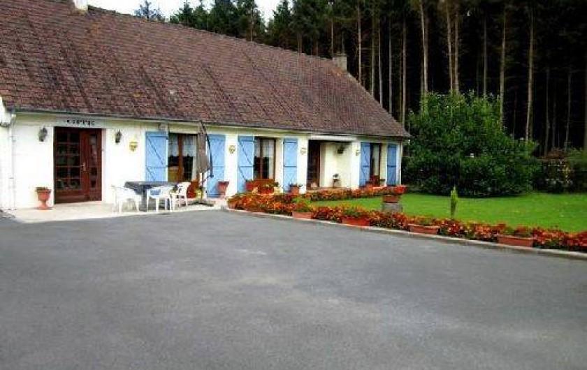 Location de vacances - Gîte à Wirwignes