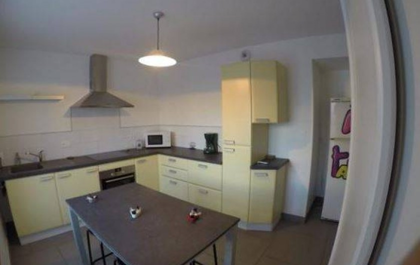 Location de vacances - Appartement à Aubenas