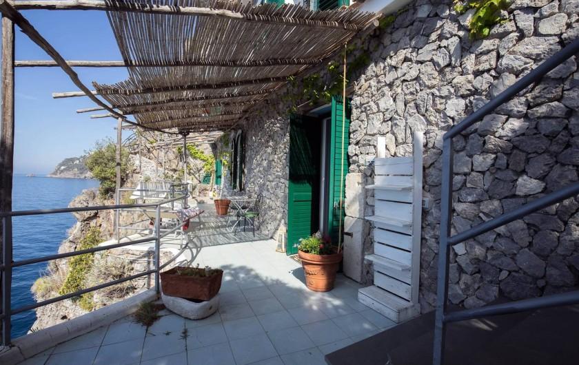 Location de vacances - Villa à Furore - Cuisine 2