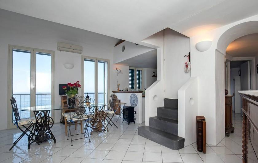 Location de vacances - Villa à Furore - Cuisine et interieur