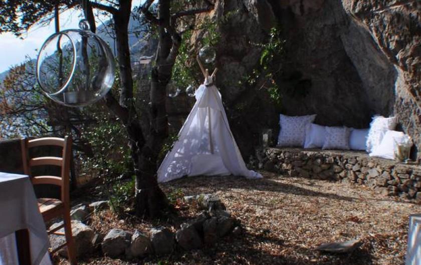 Location de vacances - Villa à Furore - Jardin