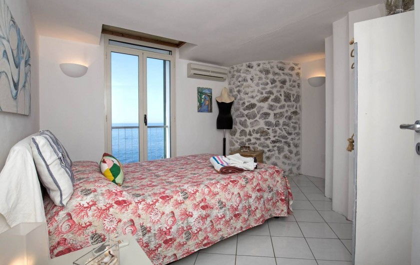 Location de vacances - Villa à Furore - Chambre 1