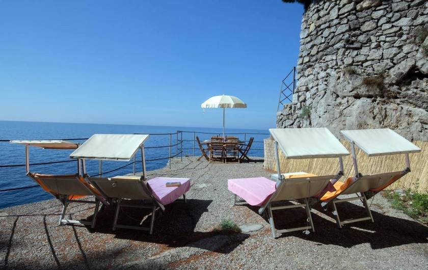 Location de vacances - Villa à Furore - Chambre 3