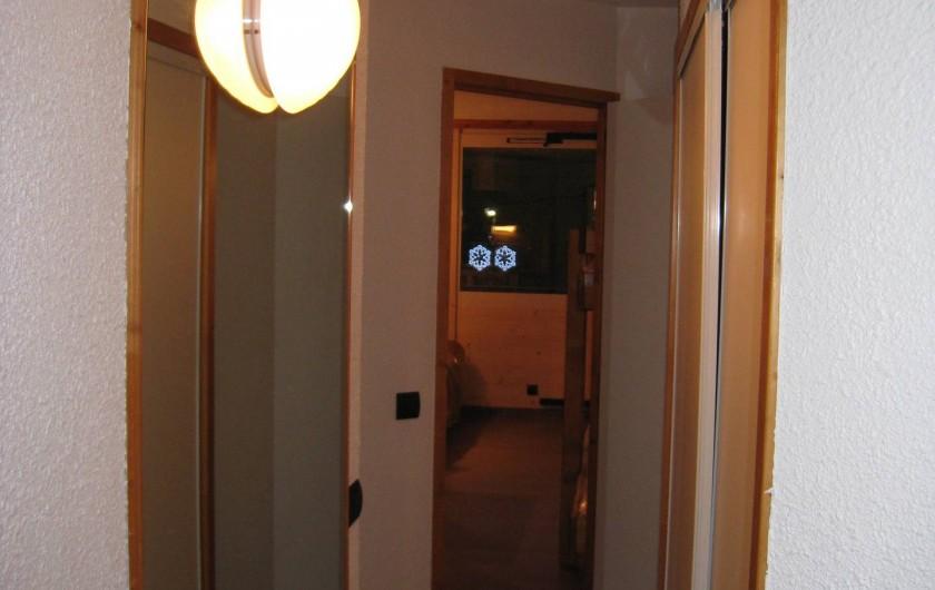 Location de vacances - Studio à La Plagne