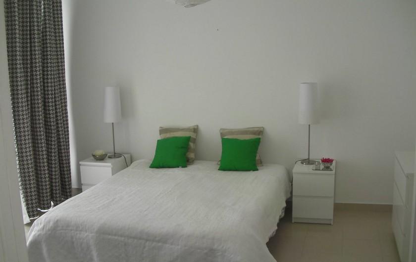 Location de vacances - Appartement à Bemposta - Chambre 1