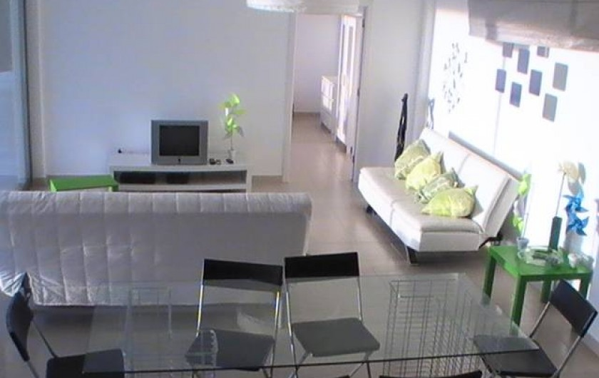 Location de vacances - Appartement à Bemposta - Salle de Séjour
