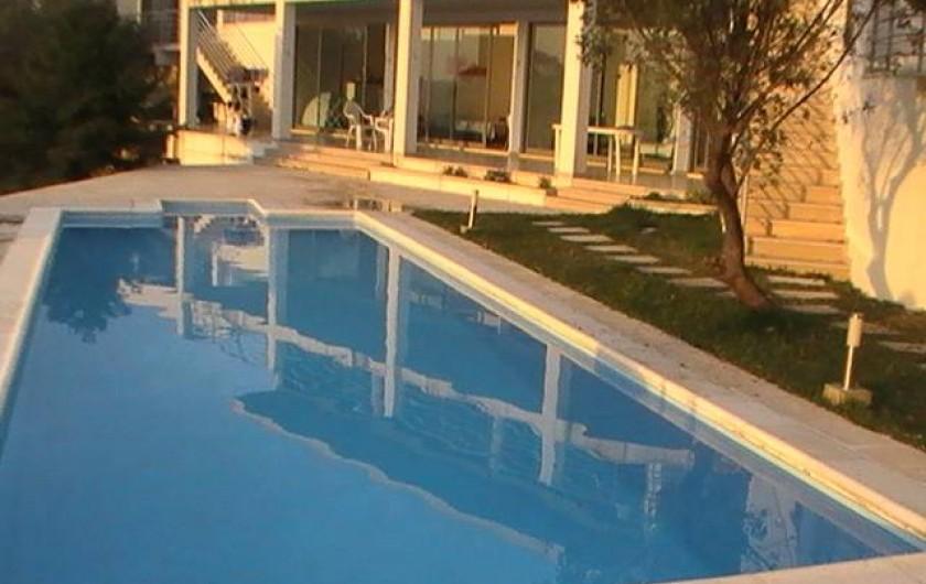 Location de vacances - Appartement à Bemposta - Piscine