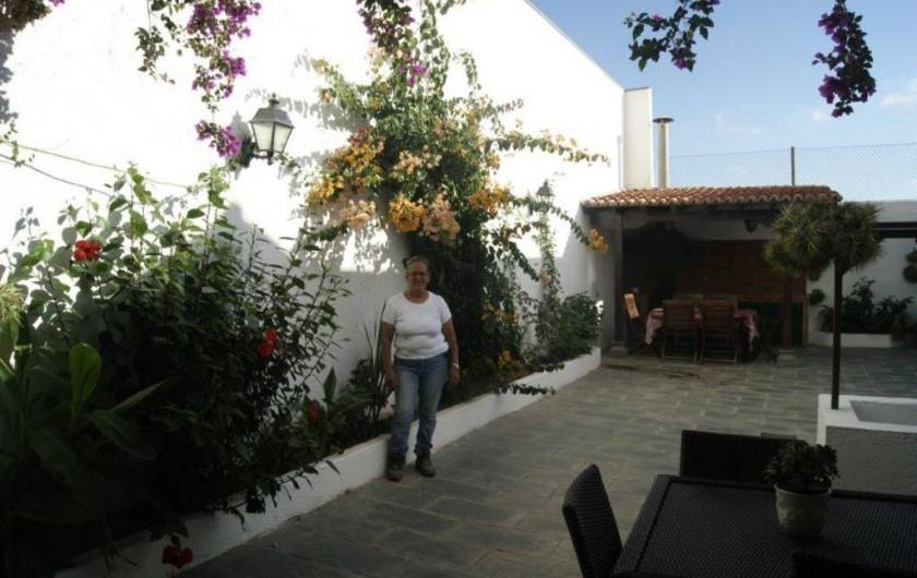 Location de vacances - Villa à Arico el Nuevo