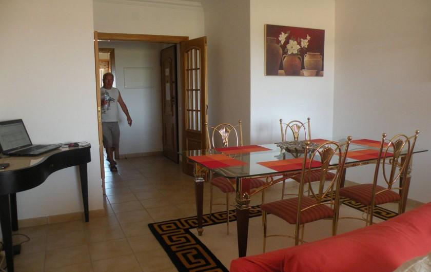 Location de vacances - Appartement à Albufeira - SALLE A MANGER