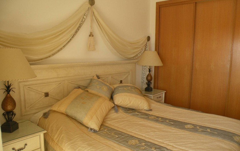 Location de vacances - Appartement à Albufeira - CHAMBRE EN SUITE SUR TERRASSE
