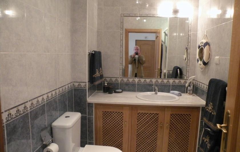 Location de vacances - Appartement à Albufeira - SALLE D'EAU
