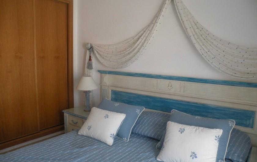 Location de vacances - Appartement à Albufeira - CHAMBRE SUR BALCON