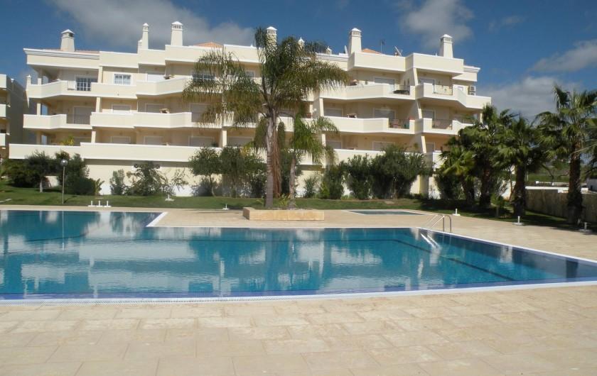Location de vacances - Appartement à Albufeira - PISCINE