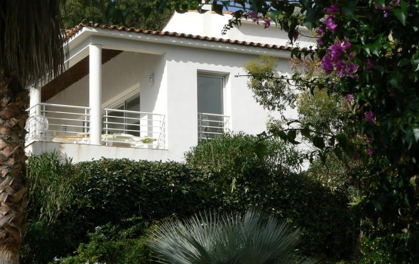 Location de vacances - Villa à Roquebrune-sur-Argens - Maison