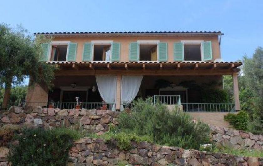 Location de vacances - Appartement à Serriera