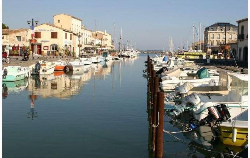 Location de vacances - Villa à Marseillan