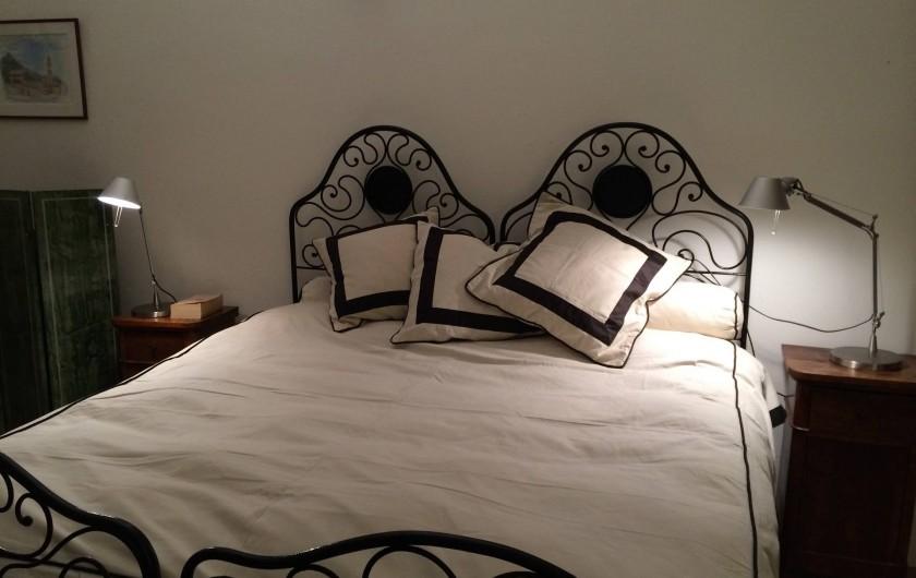 Location de vacances - Maison - Villa à Marano di Valpolicella - Master bedroom