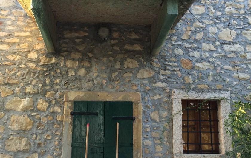 Location de vacances - Maison - Villa à Marano di Valpolicella - Façade sud