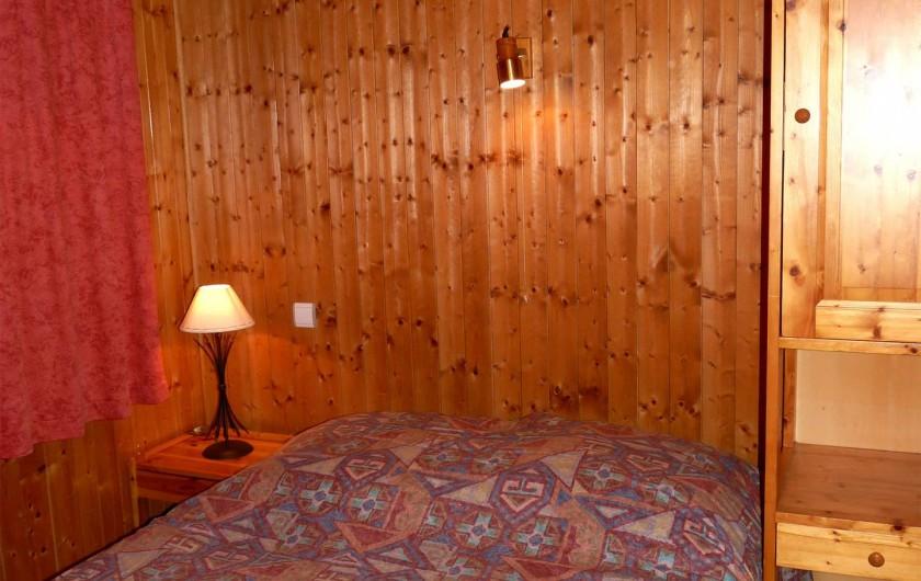 Location de vacances - Appartement à Manigod - une chambre