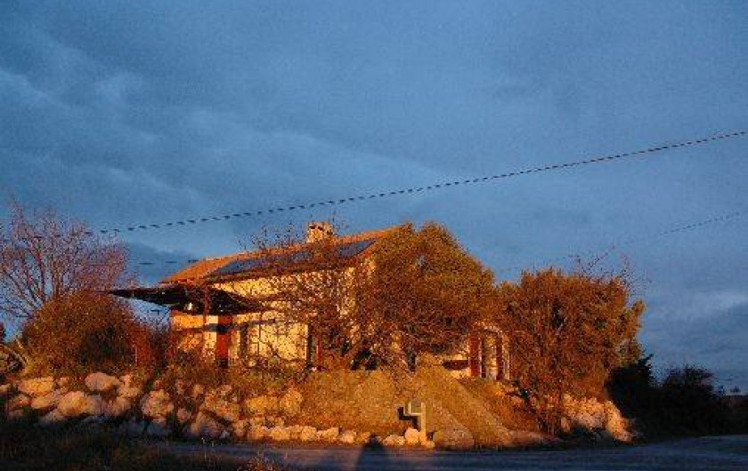 Location de vacances - Mas à Saint-Just-et-Vacquières