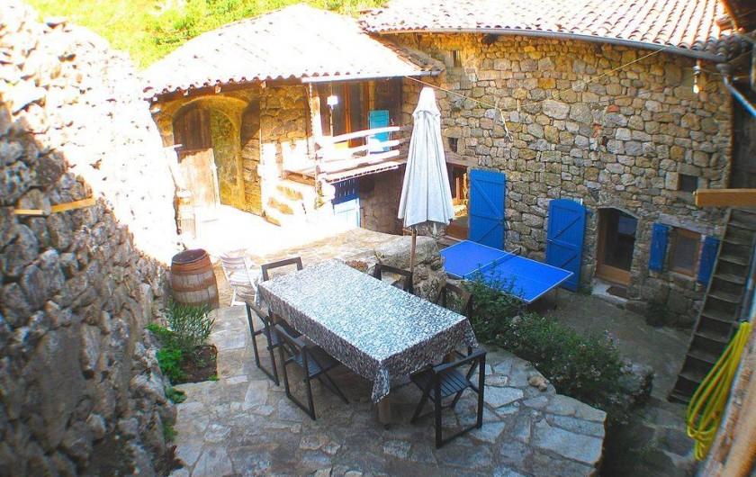 Location de vacances - Mas à La Souche