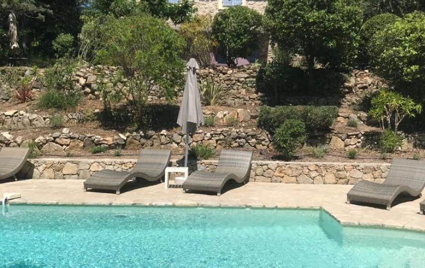 Location de vacances - Mas à Bagnols-en-Forêt