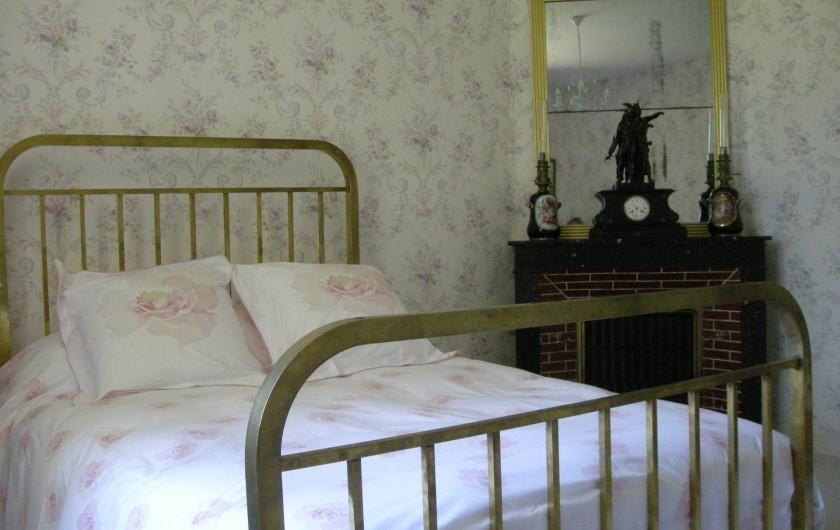 Location de vacances - Château - Manoir à Boissy-lès-Perche - Chambre 4