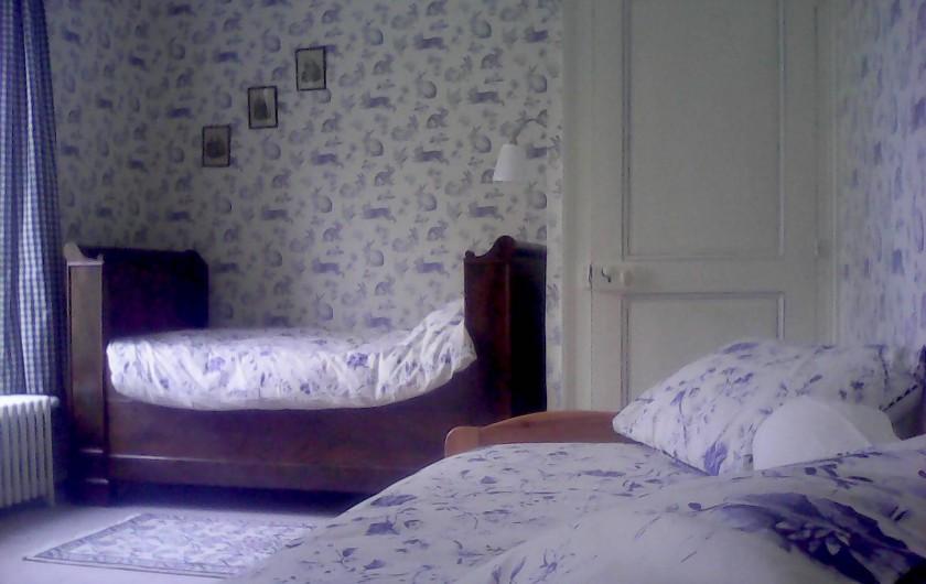 Location de vacances - Château - Manoir à Boissy-lès-Perche - Chambre 7
