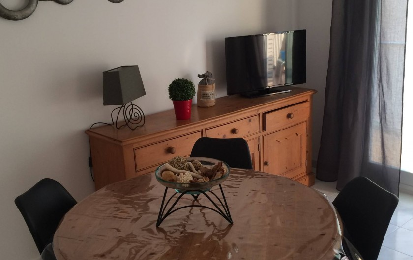 Location de vacances - Appartement à Calp - living