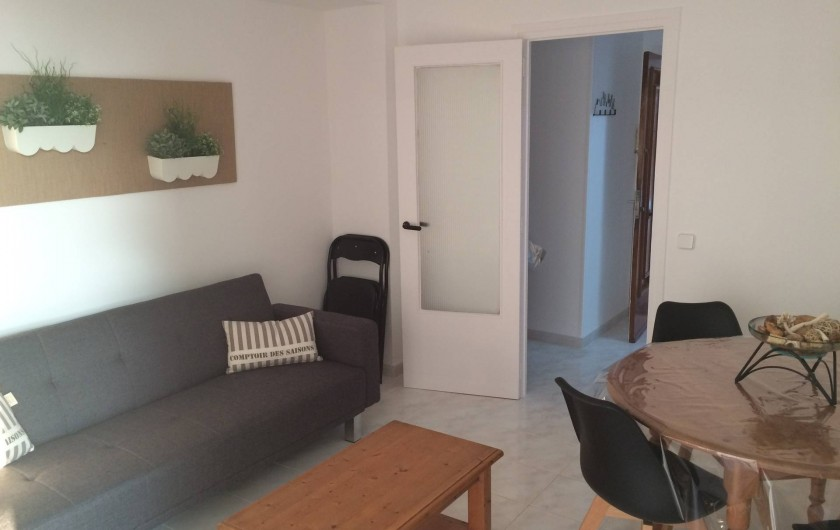 Location de vacances - Appartement à Calp - living