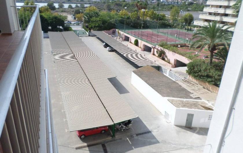 Location de vacances - Appartement à Calp - parking