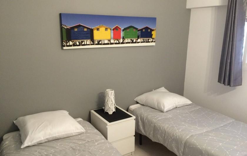 Location de vacances - Appartement à Calp - chambre 2