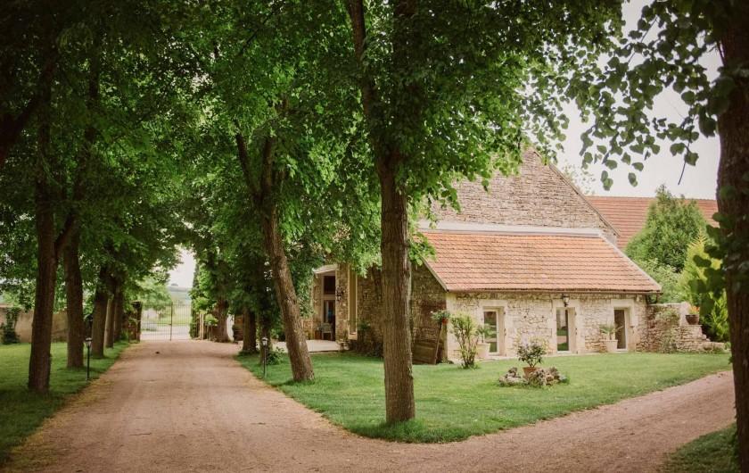 Location de vacances - Chambre d'hôtes à Saint-Gènes-du-Retz