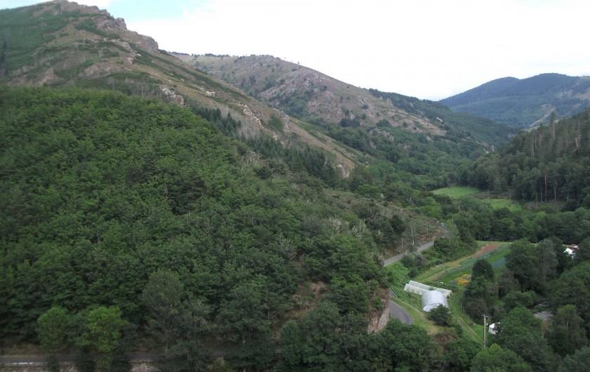 Location de vacances - Camping à Meyrueis - notre vallée,de belles  randos dans la région ,entre causses et cévennes
