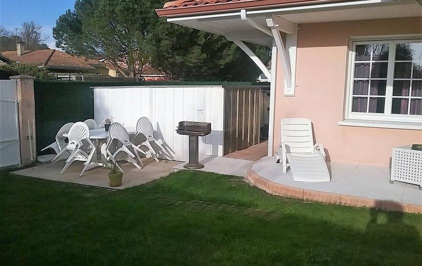 Location de vacances - Appartement à Capbreton