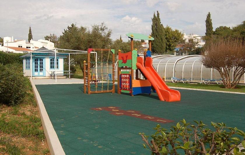 Location de vacances - Villa à Porches - Terrain de jeux pour enfants