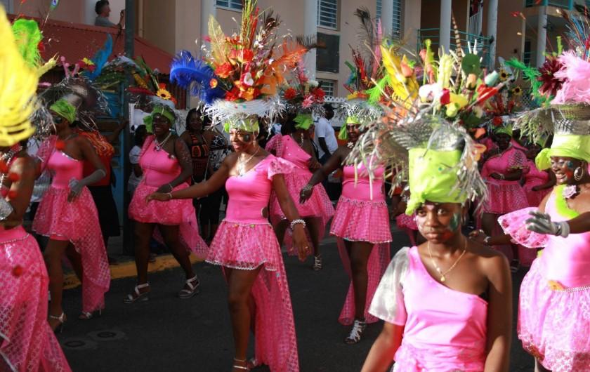Location de vacances - Villa à Grand-Bourg - Le carnaval   de Janvier à Mars