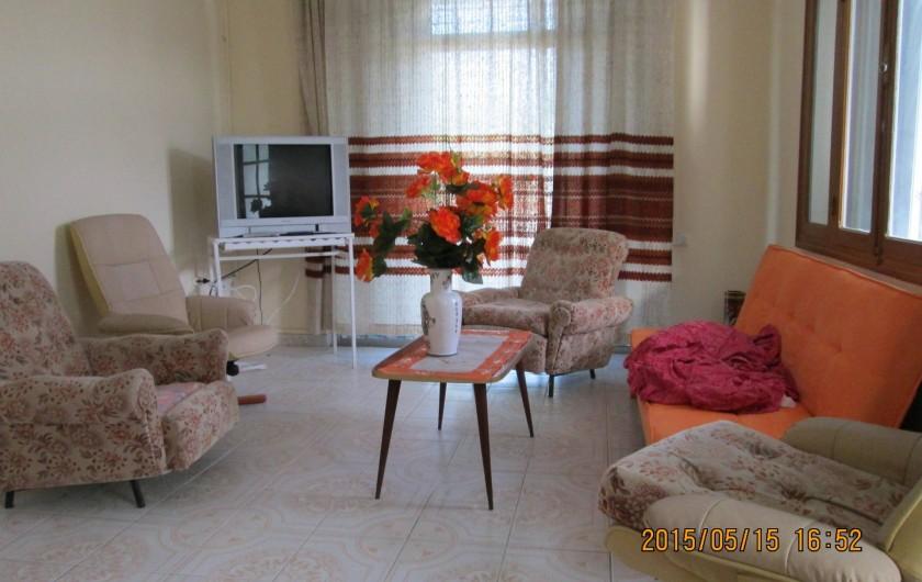 Location de vacances - Villa à Grand-Bourg - séjour