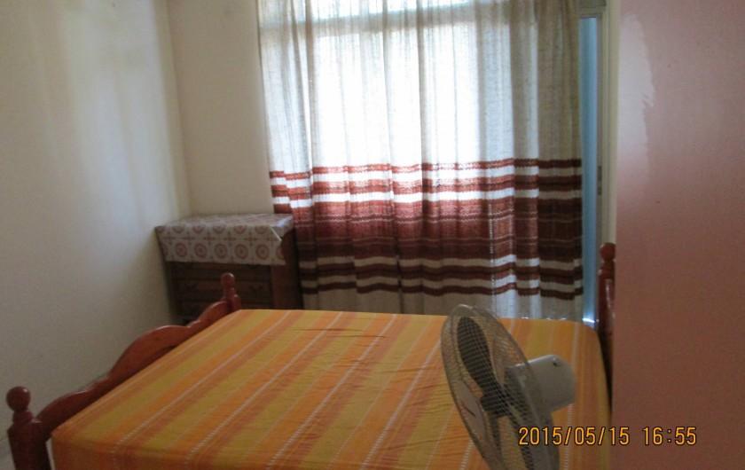 Location de vacances - Villa à Grand-Bourg - Chambre A/C