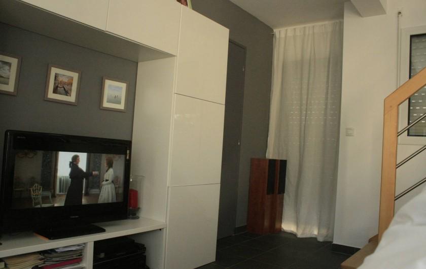 Location de vacances - Maison - Villa à Pluneret - le salon