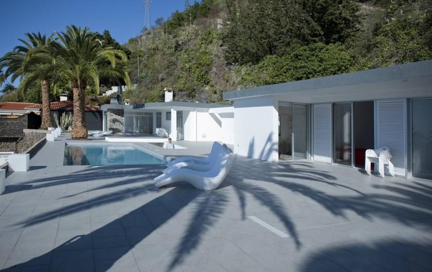 Location de vacances - Villa à La Orotava
