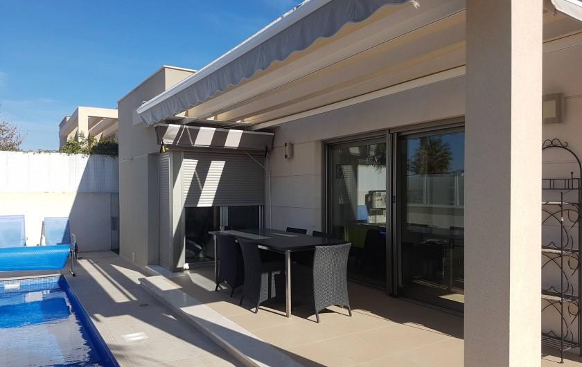 Location de vacances - Villa à Vistabella