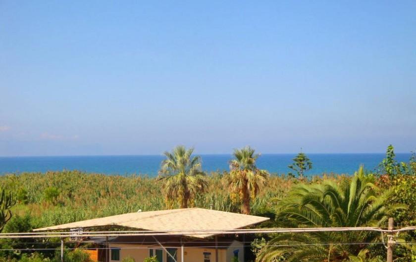 Location de vacances - Appartement à Trappeto