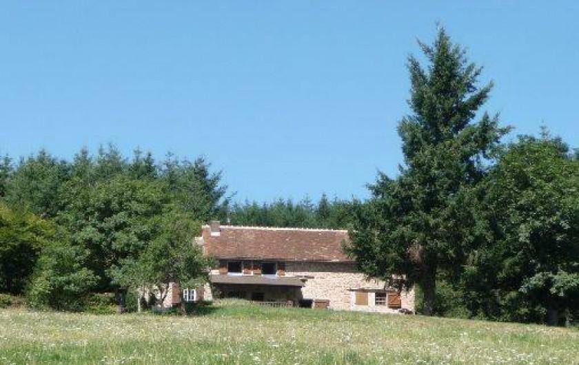 Location de vacances - Gîte à Saint-Martin-de-Salencey