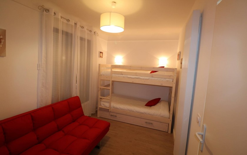 Location de vacances - Appartement à Aix-les-Bains - chambre enfants