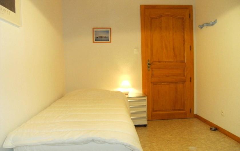 Location de vacances - Appartement à Orbey - 3ème chambre